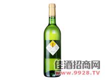 罗玛尼黄标干白葡萄酒