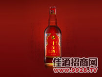 24.5°500ML华佗十全红标酒