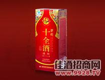 500ml-红标华佗十全酒