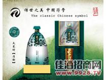大瓷坊清韵酒