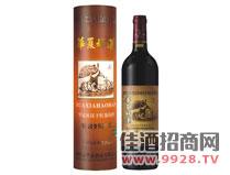华夏好汉干红葡萄酒烟台95产区