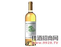 华夏好汉莎当妮干白葡萄酒烟台92产区