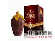 紫砂养生全蝎酒