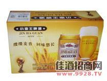 小麦王啤酒盒装