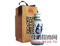 古越龙山木盒二十年酒