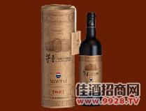 圆盒珍酿葡萄酒