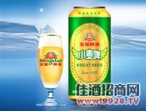 金星小麦啤500ml
