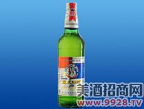 蓝贝冰纯啤酒