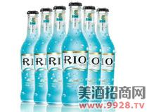 RIO/锐澳鸡尾酒 蓝玫瑰味 275ml