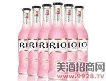 RIO 锐澳白兰地预调酒水蜜桃味275ml/瓶