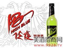 蓝精伶 伶度预调酒(青苹果味)