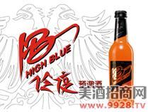 蓝精伶•伶度预调酒(热带果味)