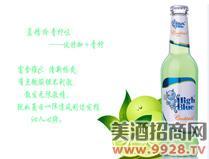 蓝精伶鸡尾酒(青柠)