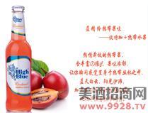 蓝精伶鸡尾酒(热带果)
