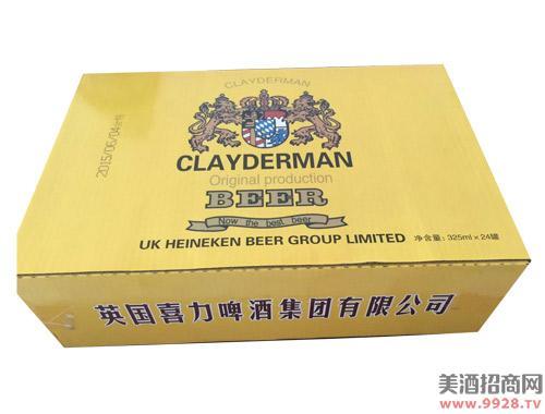 克莱德曼325纸箱