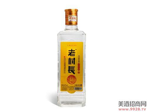 42 老村长酒 五谷生香