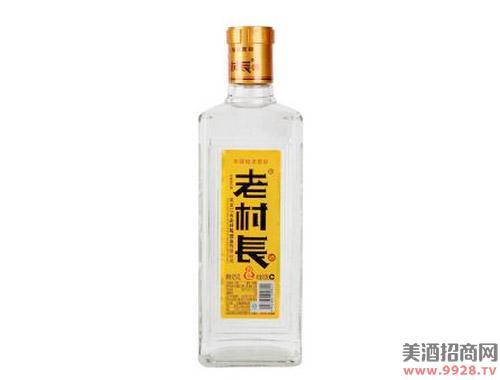 老村长酒-富贵