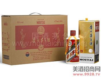 贵州茅台酒(飞天牌珍藏475ml)