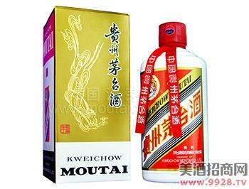 贵州茅台酒(53度375ml)
