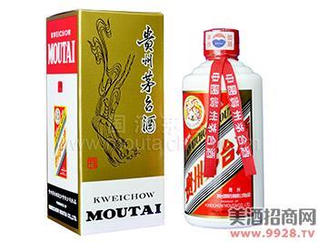 贵州茅台酒(53度200ml)