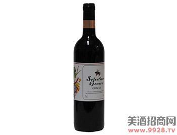 格拉芙红颜蓉葡萄酒