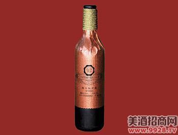 圣图酒堡葡萄酒橡木桶窖藏92半包纸