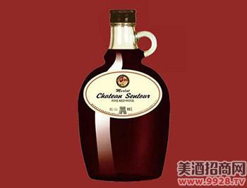 圣图酒堡葡萄酒3L利乐瓶