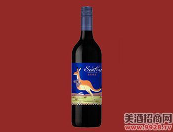 圣图酒堡特制赤霞珠葡萄酒