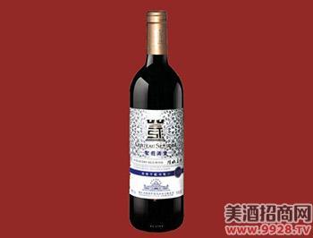 圣图酒堡西拉干红葡萄酒