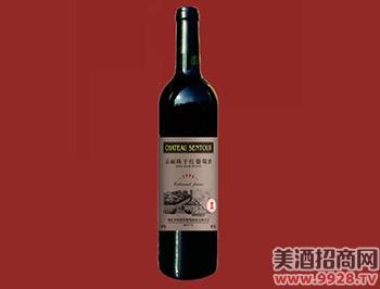 圣图酒堡品丽珠干红葡萄酒