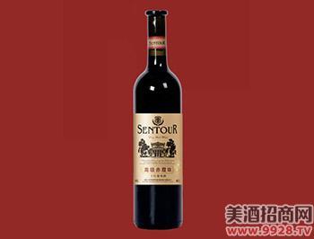 圣图酒堡高级黑比诺葡萄酒