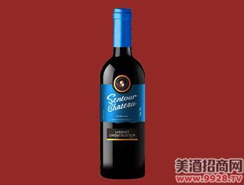 圣图酒堡葡萄酒鉴藏级佳丽酿蓝标
