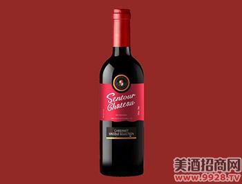圣图酒堡葡萄酒鉴藏级佳丽酿红标