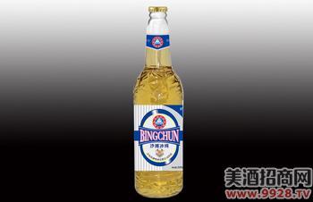金沙滩冰纯啤酒500ml