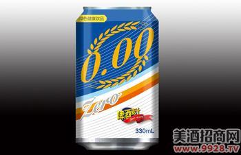 金沙滩0.00啤酒330mL