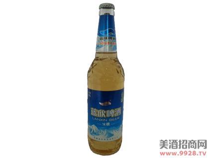 蓝欣冰醇啤酒