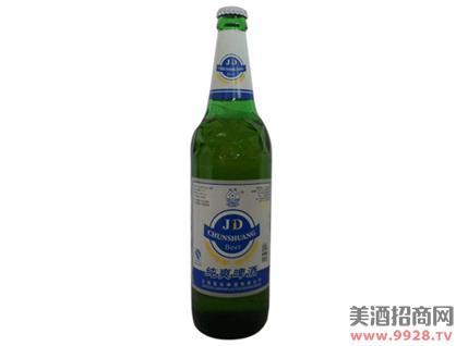 蓝欣冰爽啤酒