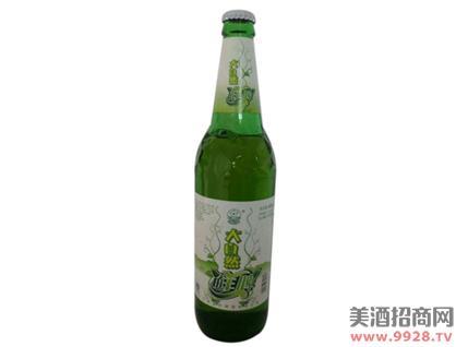 蓝欣大自然鲜啤