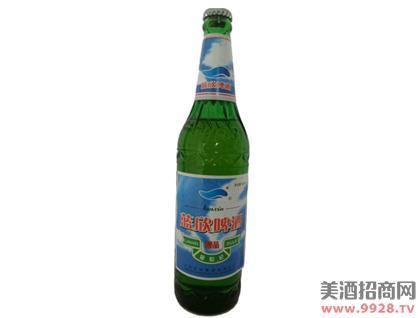 蓝欣精品啤酒