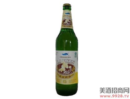 蓝欣啤酒2018