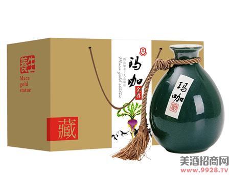 小坛玛咖酒35度