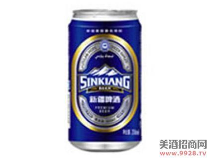 新疆易拉罐啤酒