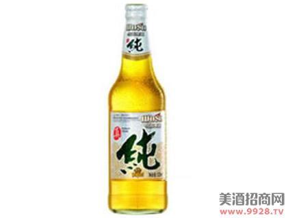 乌苏镇纯啤酒