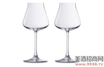 巴卡拉酒具水晶红葡萄酒杯套装两只