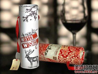 源印红酒包装001