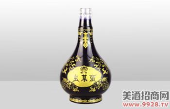 虫草酒酒瓶