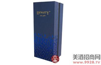 王朝单支纸盒
