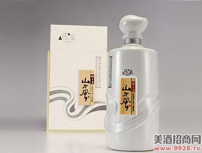 稻花香酒包装设计