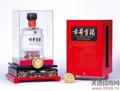 古井贡酒包装设计