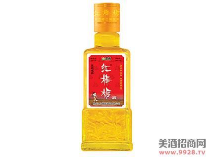 红棒槌-人参小方瓶酒